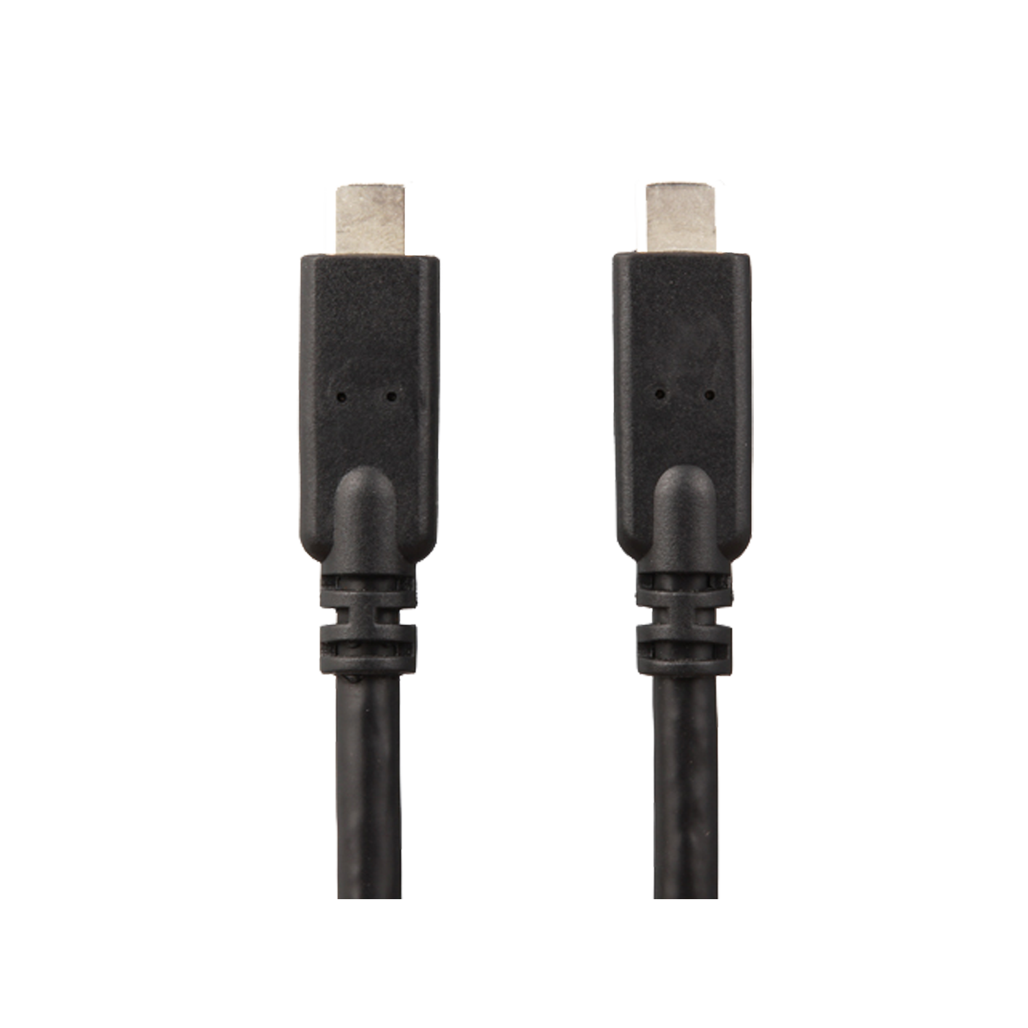 USB 3.1 CABLE (TYPE C MALE TO TYPE C MALE) L=1m